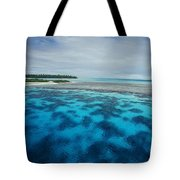 Meldives Paradise Tote Bag