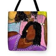 Mellow Sistahs Tote Bag