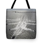Members Of The Fleet Survey Team Tote Bag
