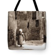 Memories From Motherland Tote Bag by Michele Mule