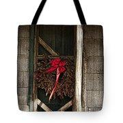 Memories Of Christmas Past Tote Bag