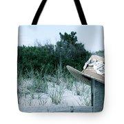 Memories Of Sea Isle Tote Bag