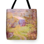 Memories Of The Farm Tote Bag