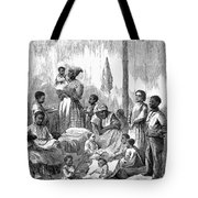 Memphis: Black Orphanage Tote Bag