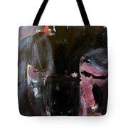 Menacing - He Waits For Dark For Her Tote Bag