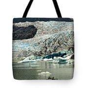 Mendenhall Glacier Alaska Tote Bag