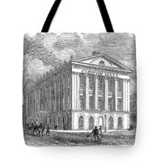 Mercantile Library, C1830 Tote Bag