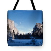 Merced River Tote Bag