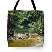 Merced River Yosemite National Park Tote Bag