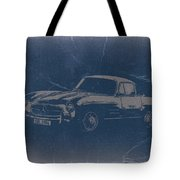 Mercedes Benz 300 Sl Tote Bag