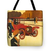 Mercedes Daimler Tote Bag