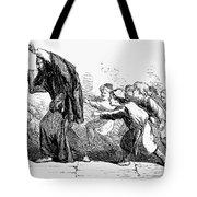 Merchant Of Venice Tote Bag