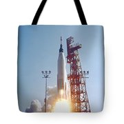 Mercury-atlas 9 Lifts Tote Bag