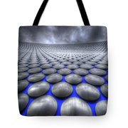 Mercury Drops Tote Bag by Yhun Suarez
