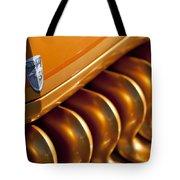 Mercury Hot Rod Grille Tote Bag