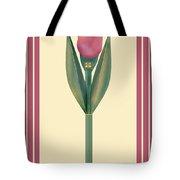 Merlot Calla Lily Banner Tote Bag