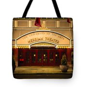 Merriam Theater Tote Bag