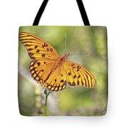 Merritt Butterfly Tote Bag