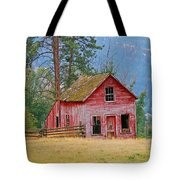 Merritt Farmhouse Tote Bag