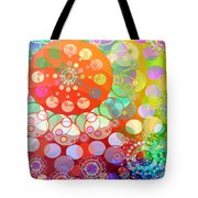 Merry Go Round Spinning 1 Tote Bag
