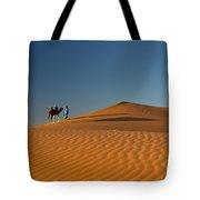 Merzouga, Morocco Tote Bag
