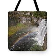 Mesa Falls II Tote Bag by Robert Bales