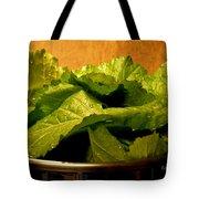 Mess Of Greens Tote Bag