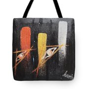 Message From The Future II. Tote Bag