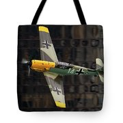 Messerschmitt Tote Bag