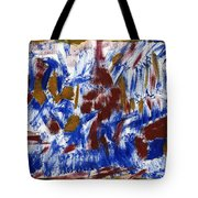 Messiah In Severalty Tote Bag