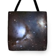 Messier 78, Also Known As Ngc 2068 Tote Bag