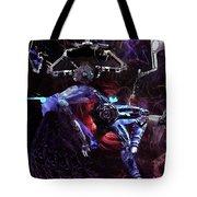 Metal Eve Tote Bag