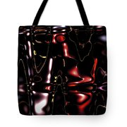 Metal Fractals 1 Tote Bag