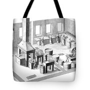 Metalworker, 18th Century Tote Bag