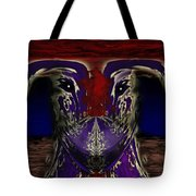 Metamorphosis Tote Bag by Christopher Gaston