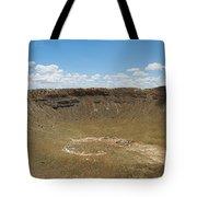 Meteor Crater Tote Bag