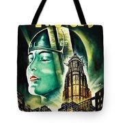 Metropolis Poster Tote Bag