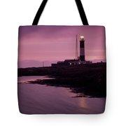 Mew Island, Belfast Lough, County Tote Bag