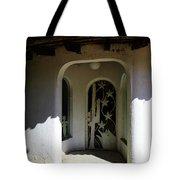 Mexican Door 14 Tote Bag