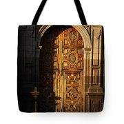 Mexican Door 31 Tote Bag