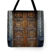 Mexican Door 4 Tote Bag