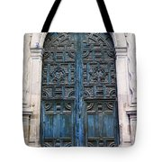Mexican Door 6 Tote Bag