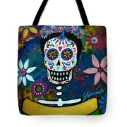 Mexican Lady Tote Bag