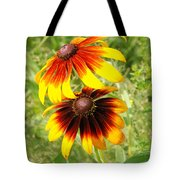Mexican Sunflowers 2 Tote Bag