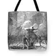 Mexican War: Monterrey Tote Bag by Granger