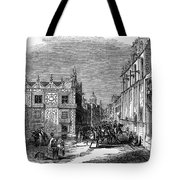 Mexico City, 1845 Tote Bag
