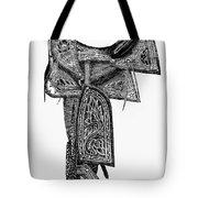 Mexico: Saddle, 1882 Tote Bag