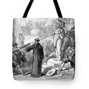 Mexico: Spanish Conquest Tote Bag