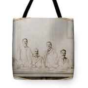 Meyer Guggenheim And Sons Tote Bag