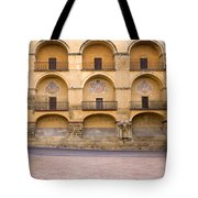 Mezquita And Plaza Del Triunfo Tote Bag